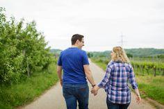 Kathrin & Stefan – Natürliche Schwangerschaftsfotos in Rauenberg » aline lange FOTOGRAFIE