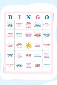 Sexy and a little naughty Bingo game to celebrate girls night out. Very funny. Printable   Girls ...