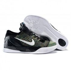 best sneakers 34506 4edd4 The cheap Authentic Kobe 9 Elite Low Black-Yellow White Shoes factory store  are awesome pair of shoes but it seems the super high top design isn t for  ...