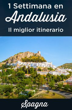 The best itinerary for a week in Andalucia. What to do during your 7 or 8 days trip to Andalusia + Accomodations suggestions + Best tips for 1 week stay. Everything you need to know to plan tour trip to this beautiful region located in the south of Spain. Cadiz, Spain Travel Guide, Andalusia Spain, Andalusia Travel, Malaga Spain, South Of Spain, Destination Voyage, Spain And Portugal, Menorca