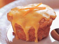 Kuorrutetut banaanimuffinit Mashed Potatoes, French Toast, Pie, Pudding, Cupcakes, Candy, Baking, Breakfast, Ethnic Recipes