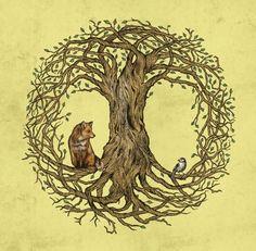Tree of life idea