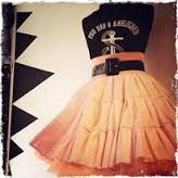 Gipsy 50s skirt by Dixie Grey