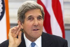 While Terrorists Threaten to Behead Another Journalist, John Kerry Talks Trash to ISIS on Twitter