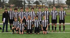 U17 Open (combined team because of some holiday absences),13/7/14, after a muddy game at Tom Brown.