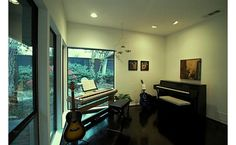 Home music room
