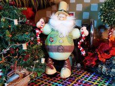 #patchwork #bombilla #country #noel #santa #navidad #natal #christmas laruecademerlin.com