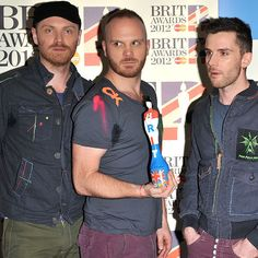 9 things you need to know about the blokes in Coldplay who aren't Chris Martin. Guy Berryman, Will Champion and Johnny Buckland...  Click the image for more.