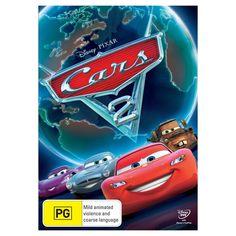 Cars 2 DVD $17.88