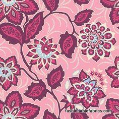 Heirloom Ornate Floral in Amethyst by Joel Dewberry... Love!!