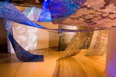 Xia Gao, East Lansing, Michigan, USA | Weekly Artist Fibre Interviews | Fibre Art | International | Canadian | World of Threads Festival | Contemporary Fiber Art Craft Textiles | Oakville Ontario Canada ****