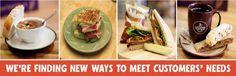 finding new ways to meet customers needs
