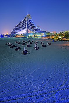 Dubai - Hotel Jumeirah Beach. Missed out this year and I'm not THAT upset