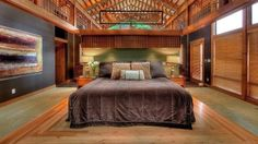 5 Things In Your Bedroom That Can Improve Your Sleep. #masterbedroom