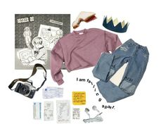 """""""jughead jones"""" by stelthomas on Polyvore featuring Qilo, Eos and Origins"""