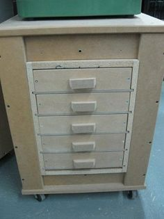 Tool Stand DrawerCabinets