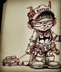 Joker, Fictional Characters, Art, Drawings, Art Background, Kunst, Gcse Art, Fantasy Characters, The Joker