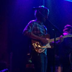 The Mother Hips & US Elevator performed on Friday at Troubadour