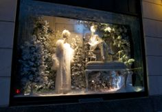 Window Display, oak street design