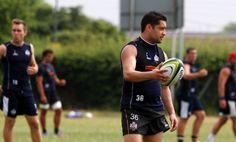 Bristol Rugby - New ZAR-X Sports training kits