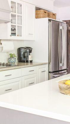 40 top counter depth refrigerator images counter depth rh pinterest com