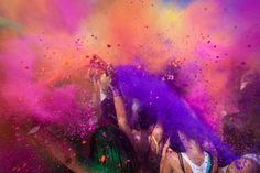 Best places to celebrate Holi festival in India | India Travel Guide