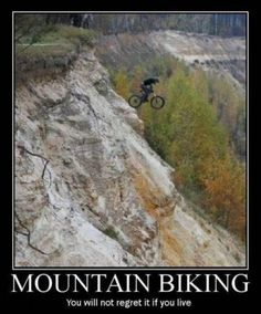 Top Funny And Unusual Bicycle Ever Seen Pics) Mountain Biking, Mountain Bicycle, Dangerous Roads, Funny People Pictures, Downhill Bike, Survival, Living On The Edge, Extreme Sports, Belle Photo