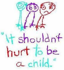 Stop Child Abuse---Exactly! Child abuse  and neglect have long lasting consequences. We must end it!