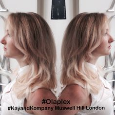 #Olaplex #kayandkompany #hair #beauty #salon #MuswellHill #London #N10 N22 #N8