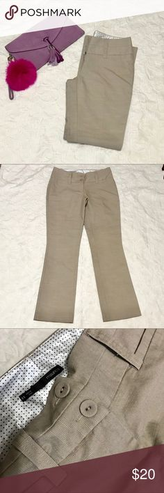 🍭 Maurices Khaki Dress Pants 🍭 Maurices Khaki Dress Pants   Size: 0 S   Inseam: 28 1/2 inches   The pockets are just for looks and they have some stretch to them.   #274 Maurices Pants Trousers
