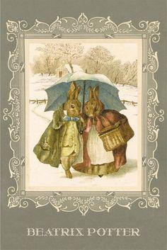 Новости Beatrix Potter Illustrations, Beatrice Potter, Peter Rabbit And Friends, Rabbit Art, Children's Book Illustration, Fantasy Art, Fairy Tales, Shabby, Drawings
