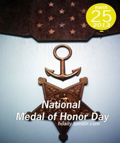 National Medal of Honor Day!