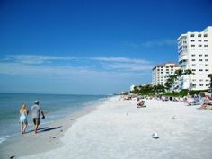 Vanderbilt- Beach Naples, Fl - This is where we hang out when we are in Naples!!!