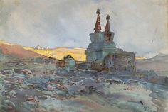 АНДРЕЙ АВИНОВ _tibet 1922