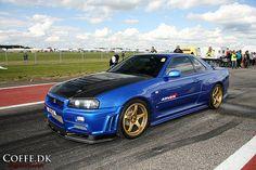 Nissan Skyline R34 GT-R (800HP)