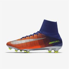 36a5b4f4a Nike Mercurial Superfly V FG (Deep Royal Blue   Total Crimson   Bright  Citrus