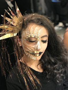 #makeup #makeupartist #halloween #halloweenmakeup #makeupblogger #makyaj #fashion