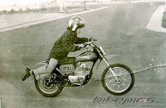 View photo of Macdillon's 1973 Honda XR 75 Honda Cycles, View Photos, Cycling, Motorcycles, Bike, Retro, Vehicles, Bicycle, Biking