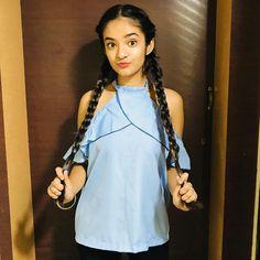 Cute Little Girl Dresses, Stylish Girl Pic, Cute Girl Photo, Cute Little Girls, Girls Dresses, Cute Selfies Poses, Beast, Lehnga Dress, Indian Tv Actress