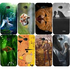 For LG L70 Case D320 D325 coque Anime Animal Painting Hard Plastic Case For LG L65 Dual D285 D280 Case Cover For LG L70 Case #Affiliate