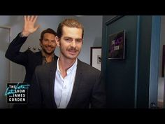 The Late Late Show with James Corden: Bradley Cooper Can't Get Out of the Way