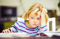 When kids use negative self-talk, this is what happens