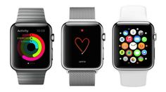 Here Are First Details On The Apple Watch 2