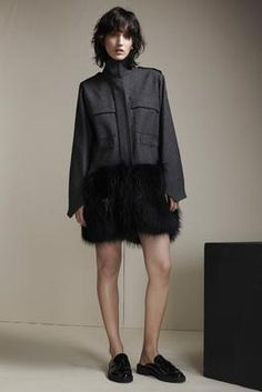 Zoë Jordan Fall 2015 Ready-to-Wear Fashion Show: Complete Collection - Style.com