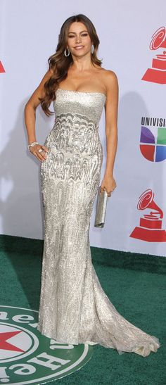 Sofia Vergara at the Latin Grammy