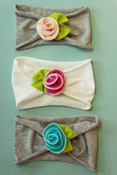 Inspiration only--serger flowers