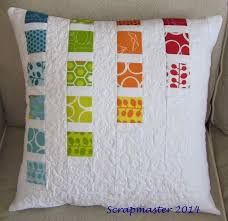 Image result for scrappy happy crosses cushion