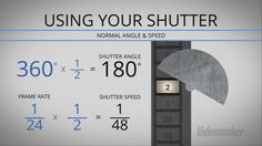 Shutter speed and angle are versatile tools that are often misunderstood by shooters. Learn how they affect motion blur and exposure in your shots, and what settings to use for artistic effects. Next Lesson: Gain & ISO