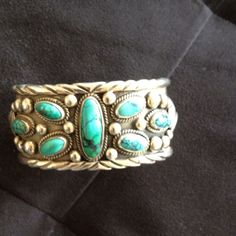 Navaho Cuff from NM 1980s