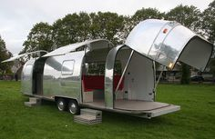 We also do conversions and brand new vintage Airstream style catering trailers and touring caravans @ www.retro-rocket.co.uk